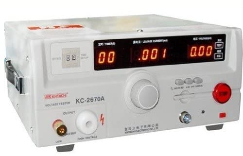 Gowe Ac Withstanding Voltage Tester, AC 500VA