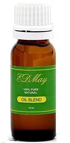 EDMay Relaxing Essential Oil Massage Blend 15 ml