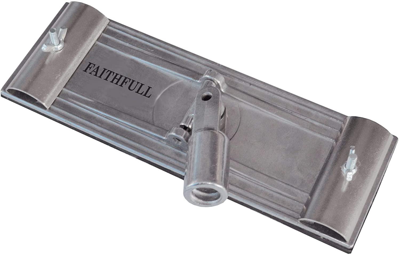 Faithfull Drywall Pole Sander Head 235 x 80mm