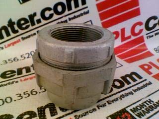 CROUSE HINDS UNF-UNY5-B986 Fitting 1-1/2IN Steel