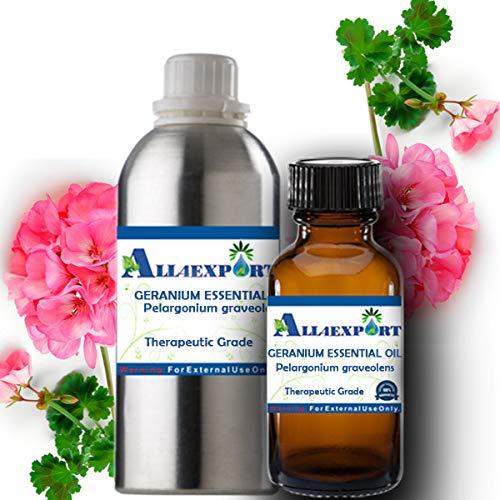 Essential Oil Pure Geranium Pelargonium Odorantissimum Natural 30 ML