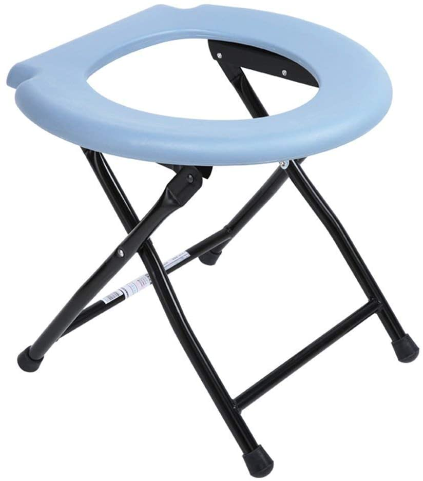 wheelchair Medical Rehab Chair, Wheelchair,Chair Elderly Pregnant Woman Folding Toilet Sitting in The Bath Disabled People Squat Toilet Seat
