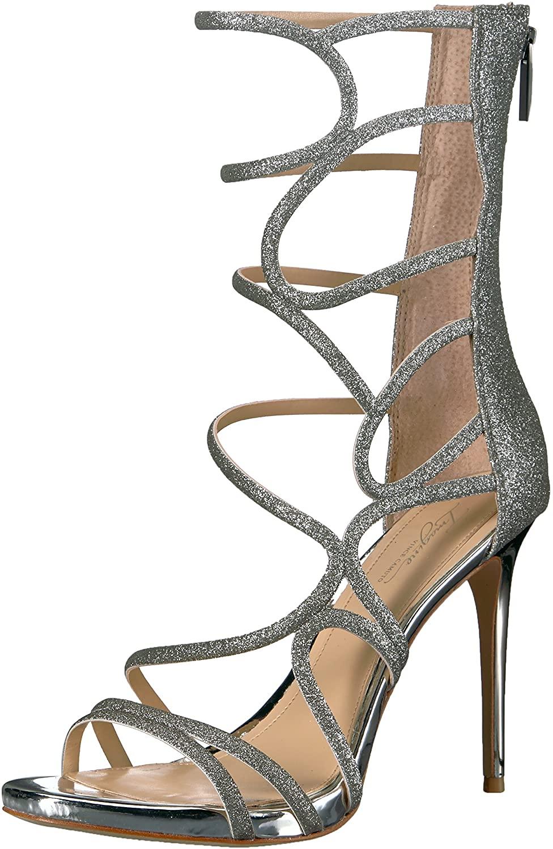 Imagine Vince Camuto Womens Daisi Heeled Sandal