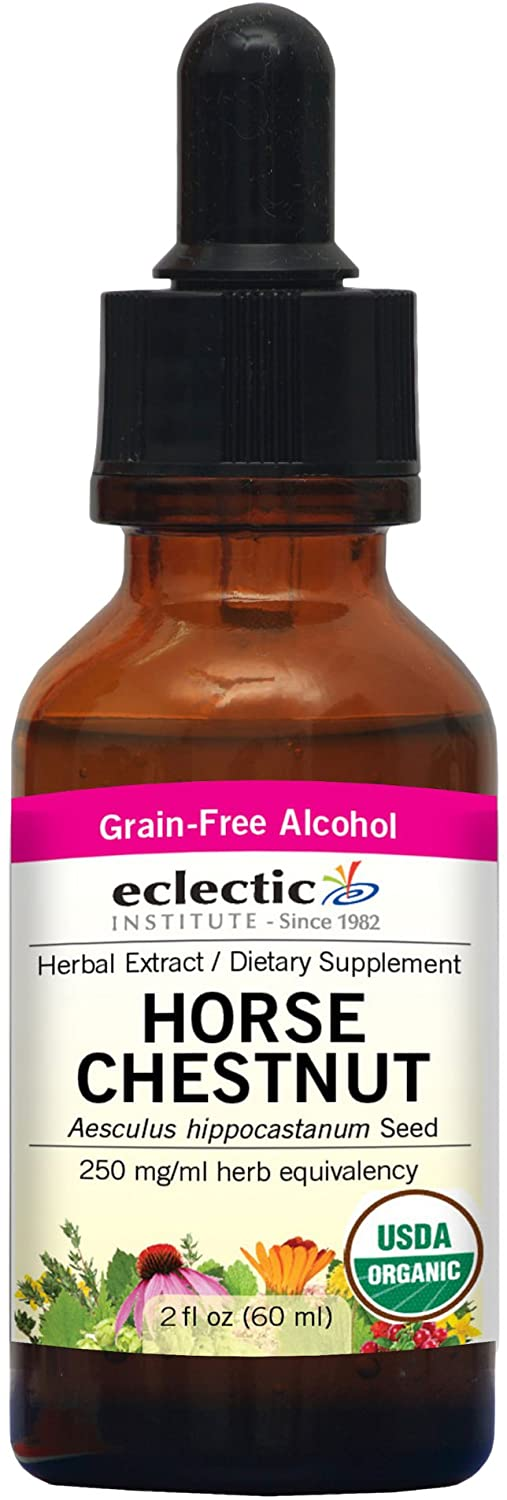 Eclectic Horse Chestnut Cog O, Red, 2 Fluid Ounce
