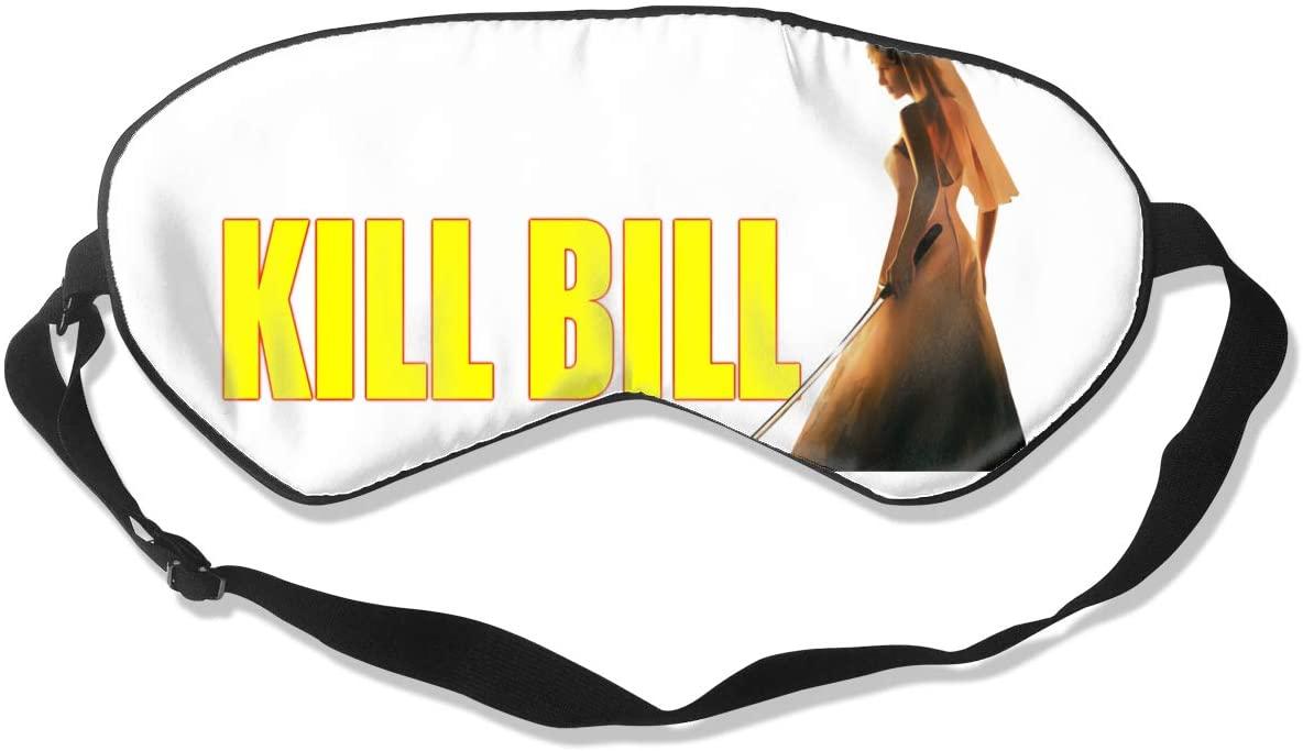 Lucky Person Kill Bill Sleeping Eye Mask, Eye Mask Suitable for Sleeping, Eye Mask for Airplane, Travel, Nap, Night Sleep