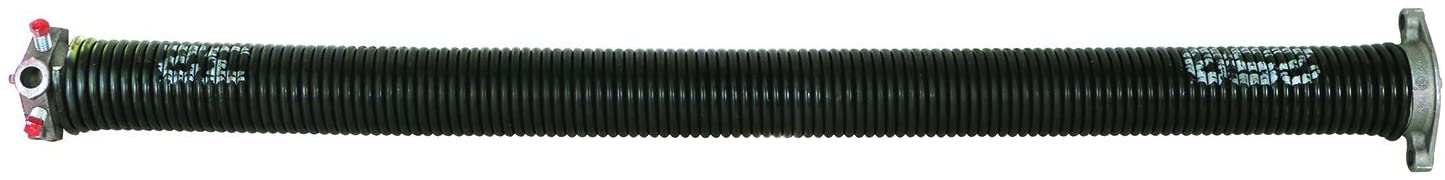 Prime-Line Products GD 12230 Garage Door Torsion Spring, .250 in. x 1-3/4 in. x 32 in., White, Right Hand Wind