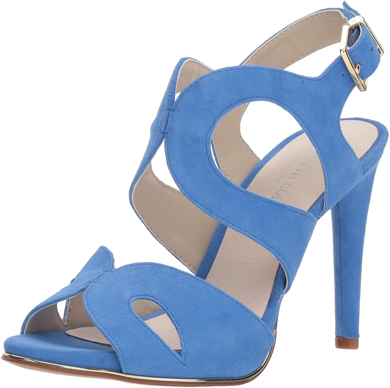 Kenneth Cole New York Women's Baldwin Stiletto Heel Dress Sandal Heeled