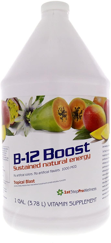1st Step for Energy B12 Tropical Blast 128 fl oz (1 gal)