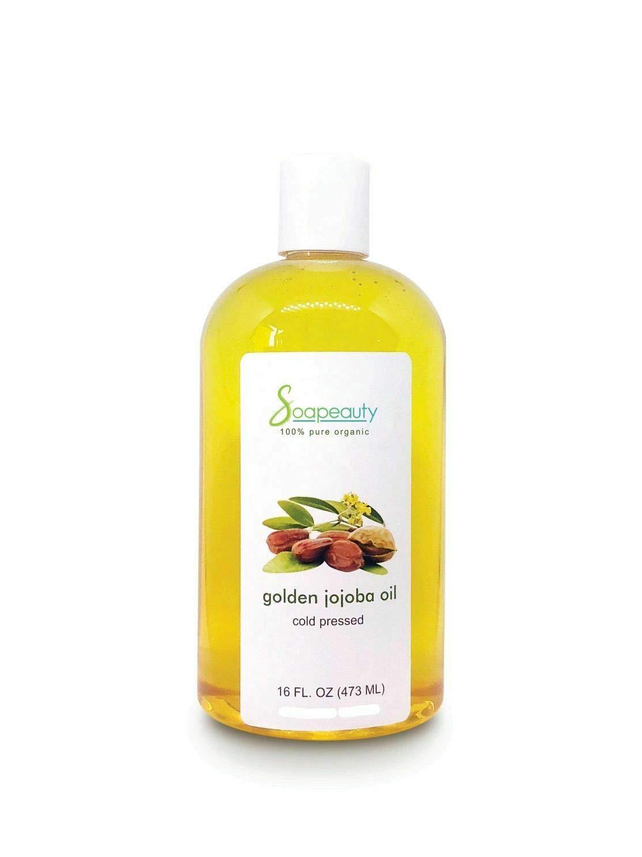 Golden Jojoba Oil (4 oz)