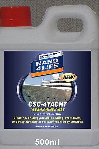 Nano4Life, Nano Csc4-Yacht 500 Ml