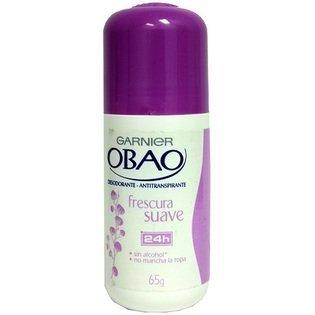Obao Roll On Soft Fresh Deodorant 2.2 oz by Obao