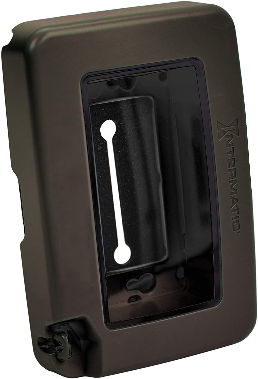 Intermatic WP6000BR Low-Profile Weatherproof Cover, Bronze