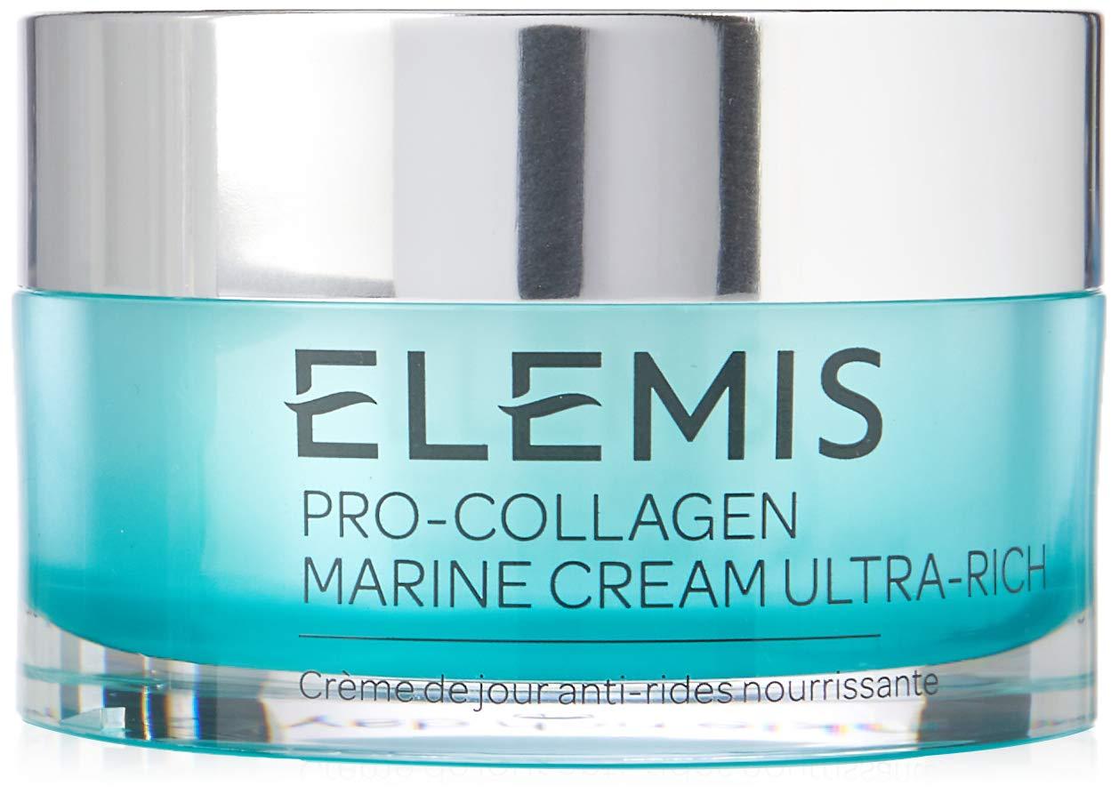 ELEMIS Pro-Collagen Marine Cream Ultra-Rich Anti-wrinkle Day Cream, 1.6 Fl Oz