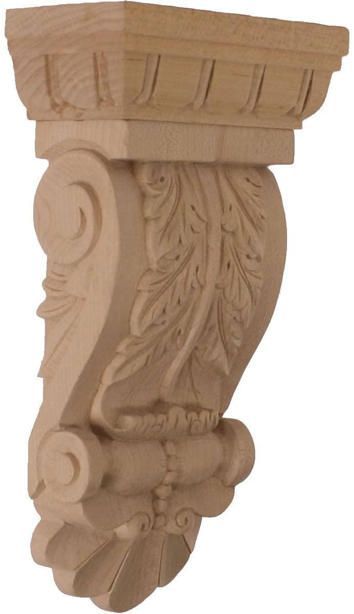 Ekena Millwork COR05X02X09ACAL-CASE-2 Corbel, Factory Primed