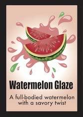 Lolli-Tip Hard Candy Hookah Tip/Mouthpiece - Watermelon Glaze (8)