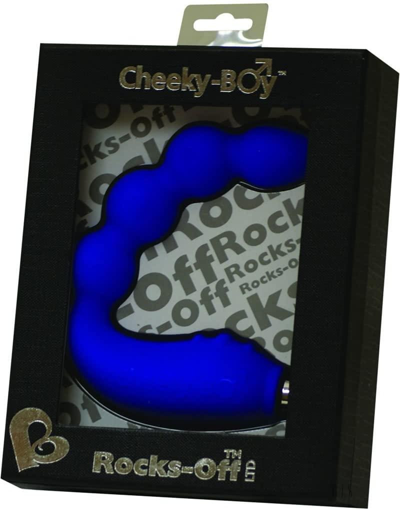 Cheeky Boy Luscious Blue