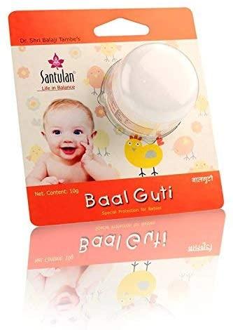 Dr Shri Balaji Tambe, Santulan BAAL GUTI, 10g X 3 Pack
