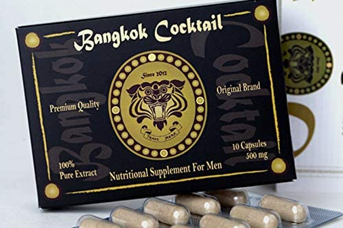 Bangkok Cocktail - Male Performance Supplement - Pure Herbal Extract