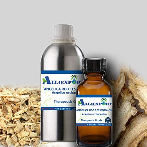 Essential Oil Pure Angelica Root Angelica Archangelicalinne Natural 5 ML