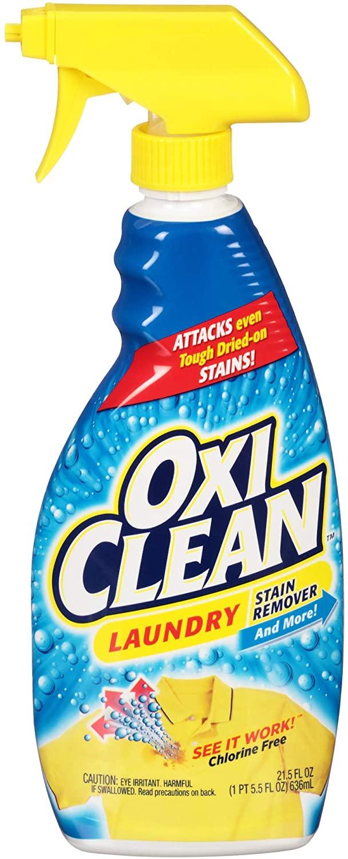 Oxiclean Stain Remover Spray, 21.5 oz