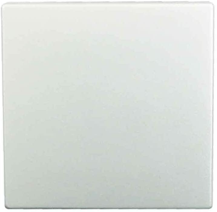 REV Ritter 01605422128 A500 Lightswitch Cover Aluminium