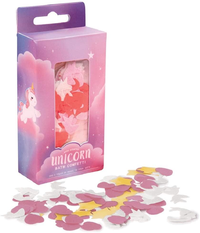 Fizz Creations for iscream Fun and Colorful Rose Scented Magical Unicorn Melting Bath Confetti