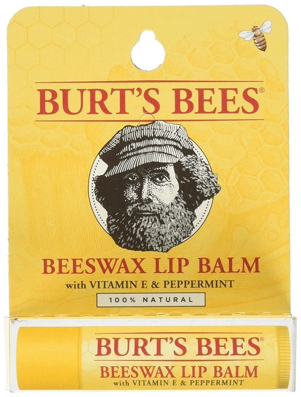 Clorox Company Burts Bees Beeswax Lip Balm, 0.15 oz