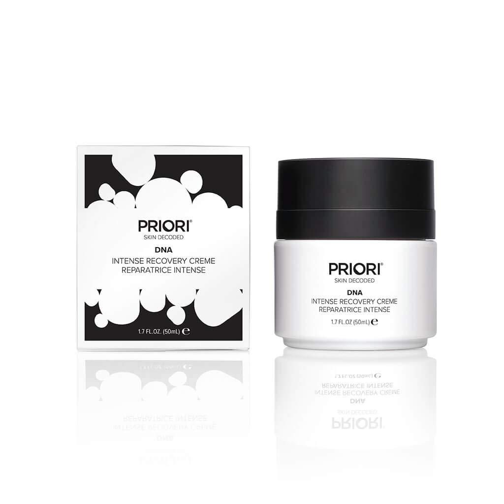 PRIORI DNA Intense Recovery Face Cream, 1.7 Fl Oz