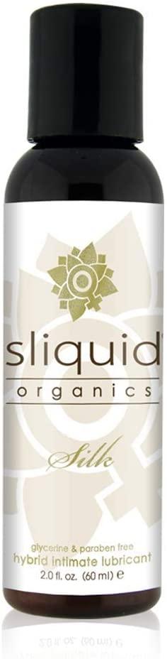 Sliquid Organics Silk 2oz