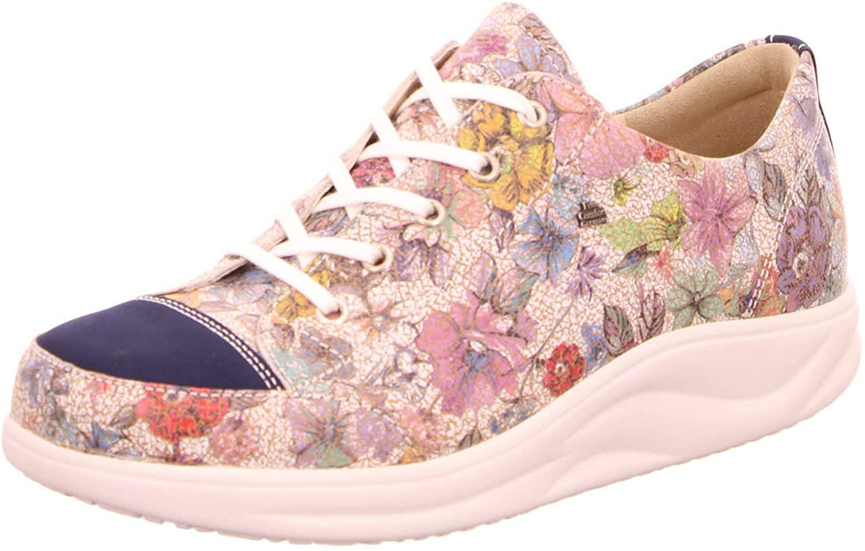 Finn Comfort Ikebukuro Floral Verano/Nubuck 10.5 (UK Women's 8)