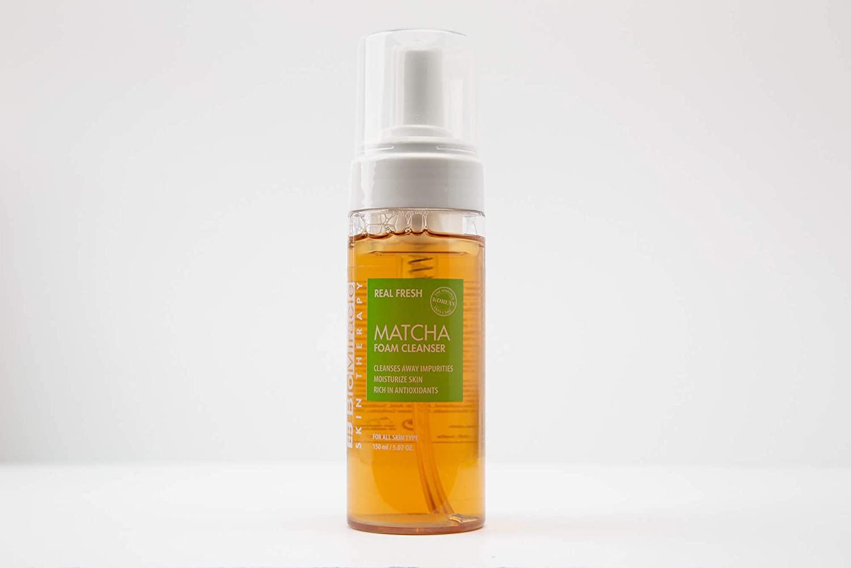 BioMiracle Real Fresh Matcha Foam Cleanser Moisturize Skin