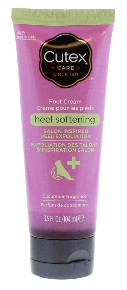Cutex Heel Softening Cream, 3.5 Ounce