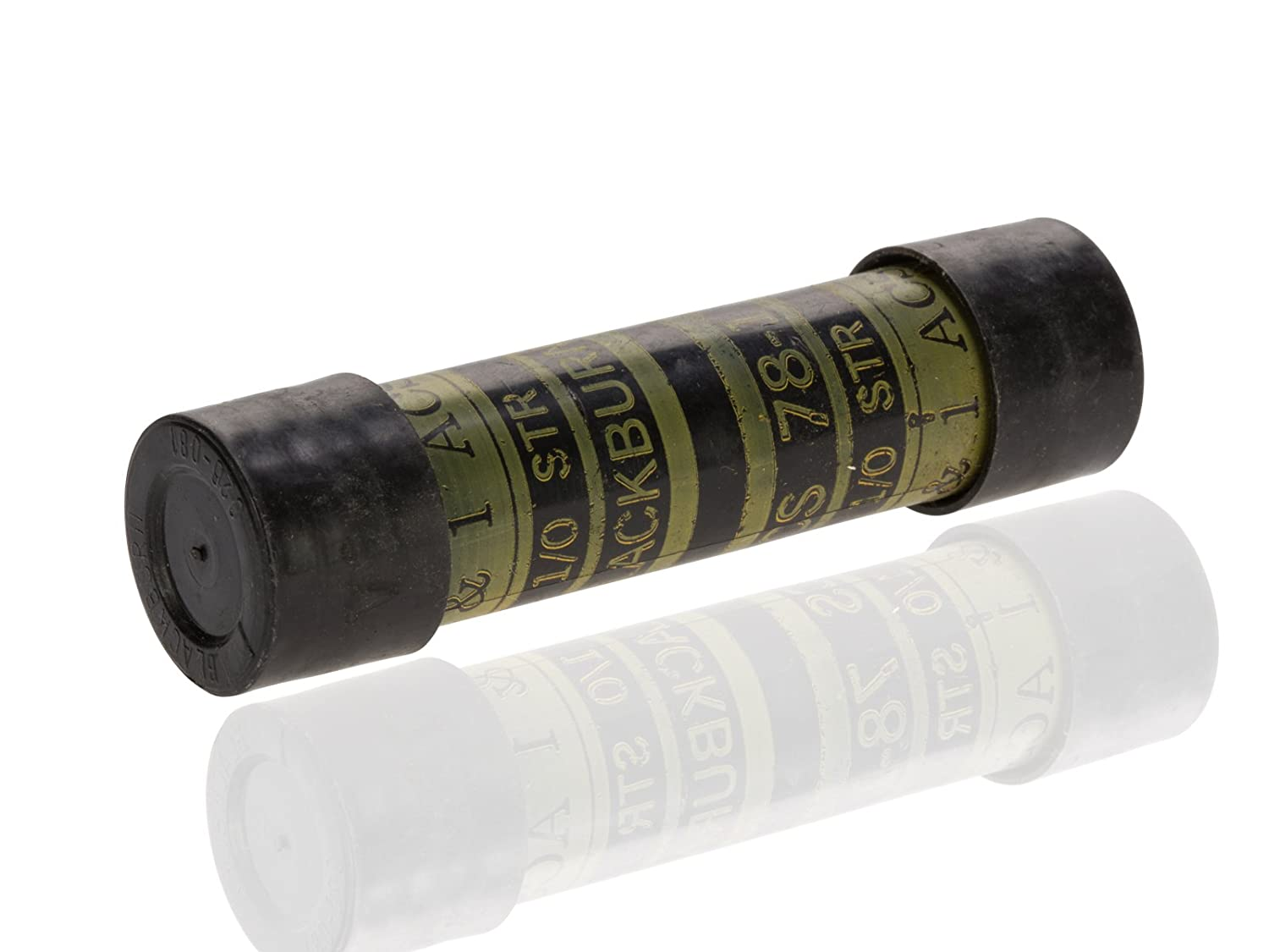Dual Rated Compression Connector, Pre-Insulated Compression Sleeve, ISE Series, 1/0 ACSR, 1/0 AWG Main Conductor Range, 1/0 str AWG Tap Conductor Range, 5/8