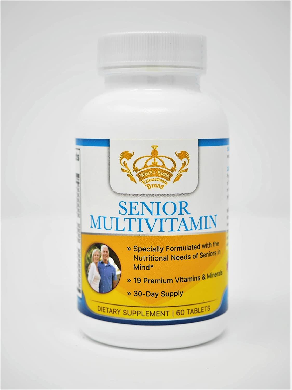 WellEx Health Senior Multivitamin