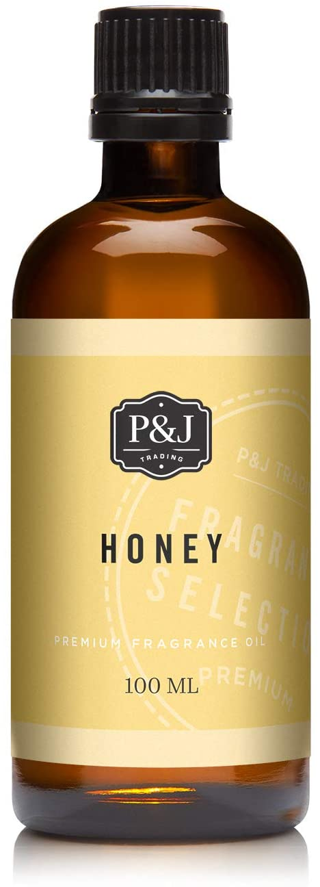 Honey - Premium Grade Scented Oil - 100ml