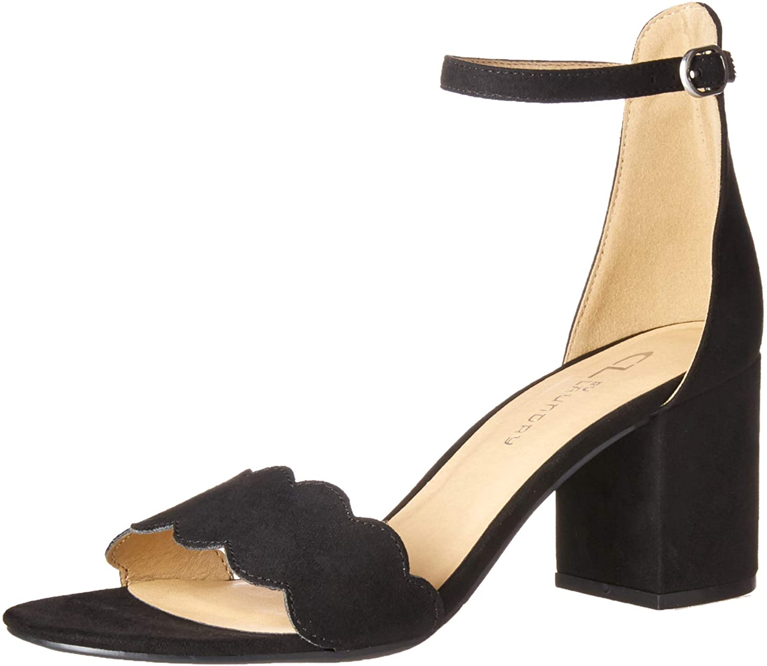 CL by Chinese Laundry Women's Jayne Heeled Sandal