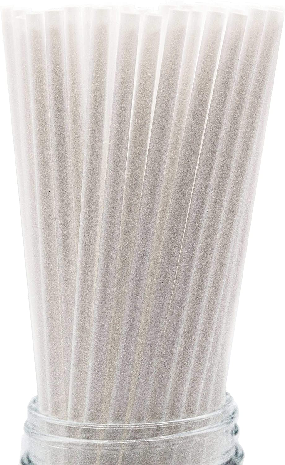 Made in USA Pack of 250 White Slim Tall (10