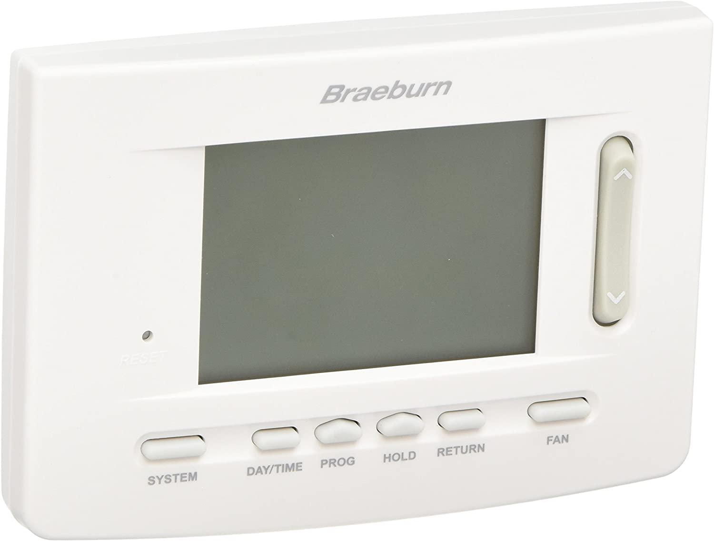 Braeburn 7300 Universal Smart Wi-Fi Programmable Thermostat 1H / 1C