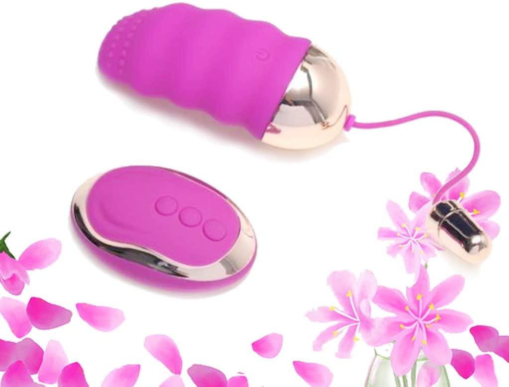 10 Modes Rechargeable Desgin Powerful Wireless Remote Control Samll Massager Pleasure Waterproof Personal Massage for Women Pleasure