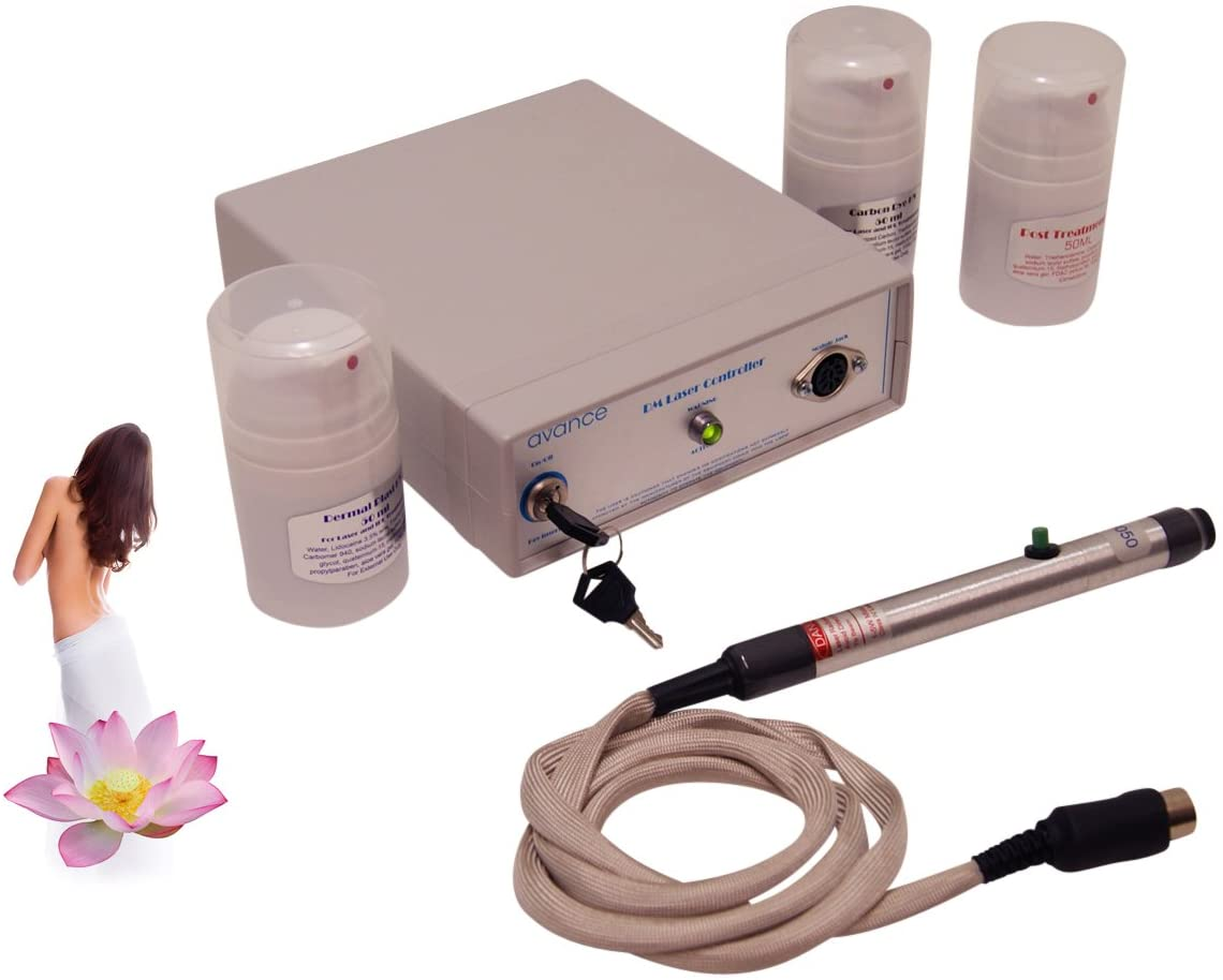 Permanent Hair Removal Machine, Beauty System and Treatment Accessory Kit.