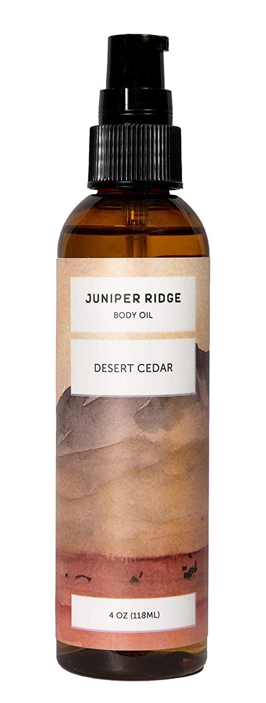Juniper Ridge Body Oil - Desert Cedar - 4 fl oz