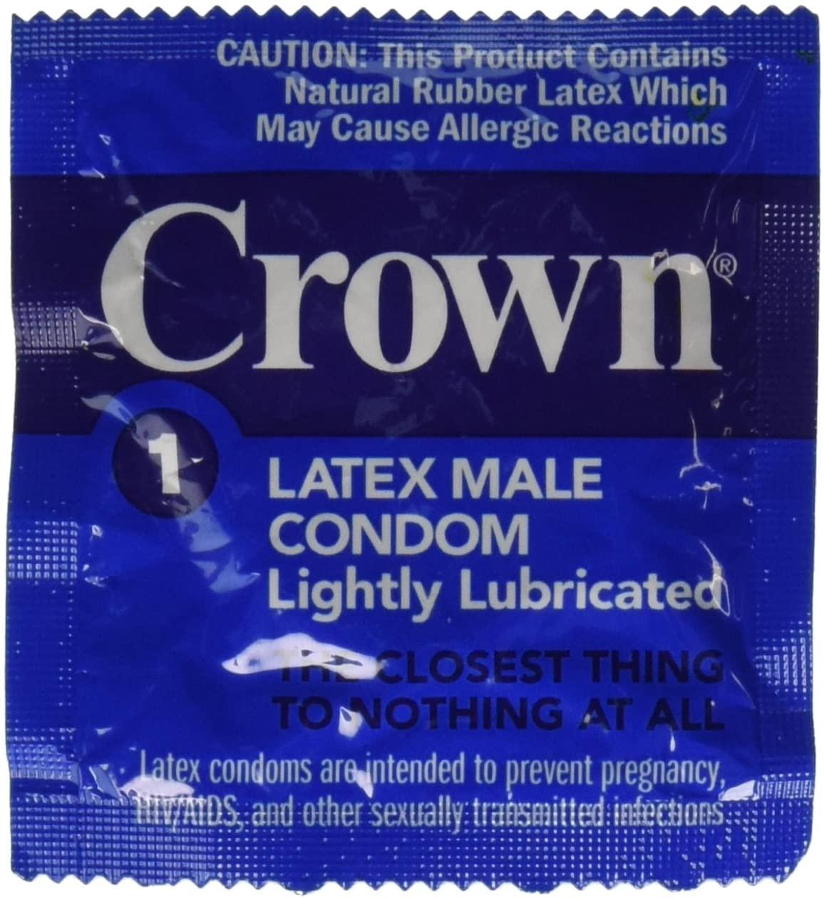 Crown Condom - 6 Pieces