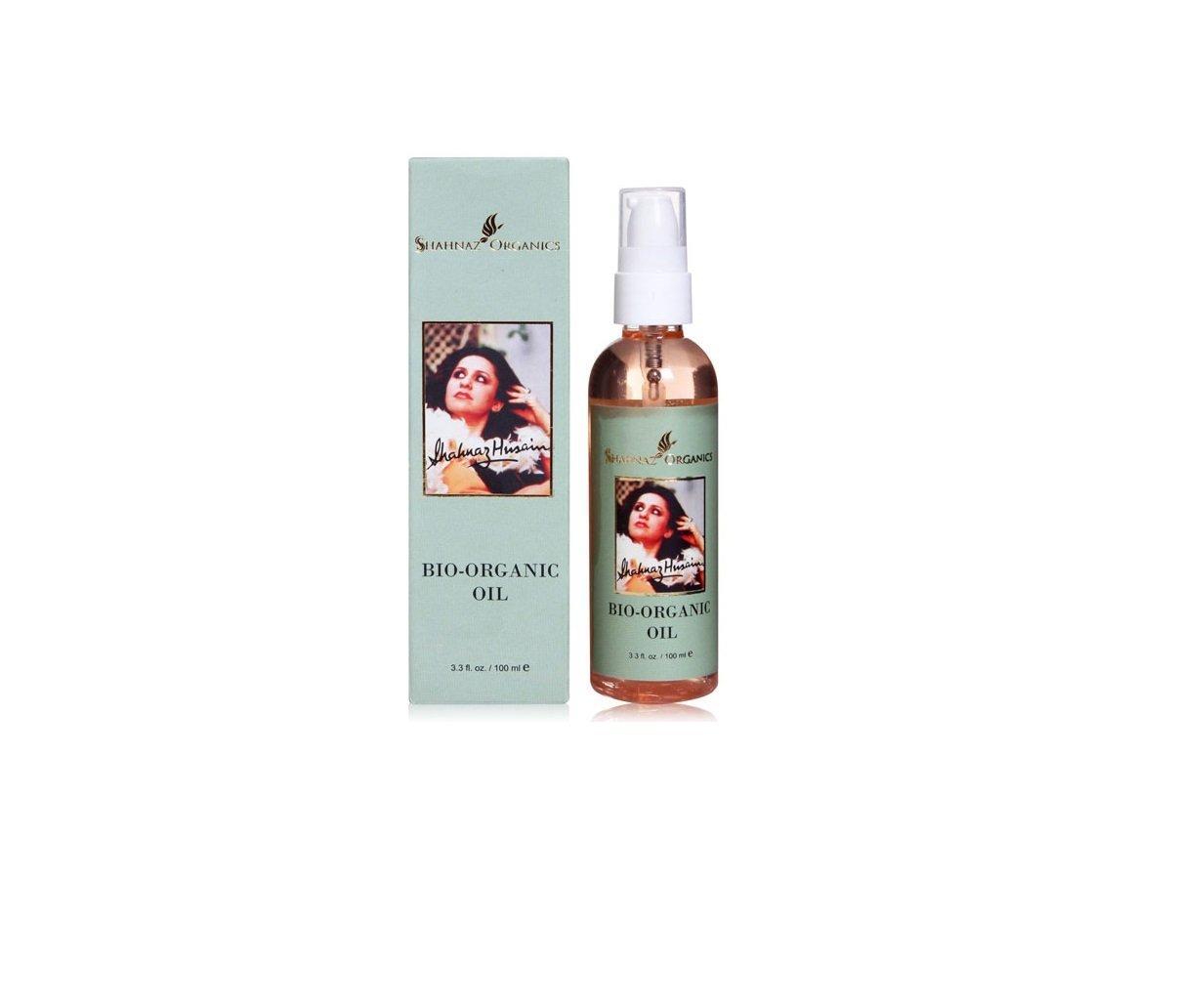 Shahnaz Husain Bio-Organic Oil for Youthful Skin (3.3 fl oz / 100 ml)