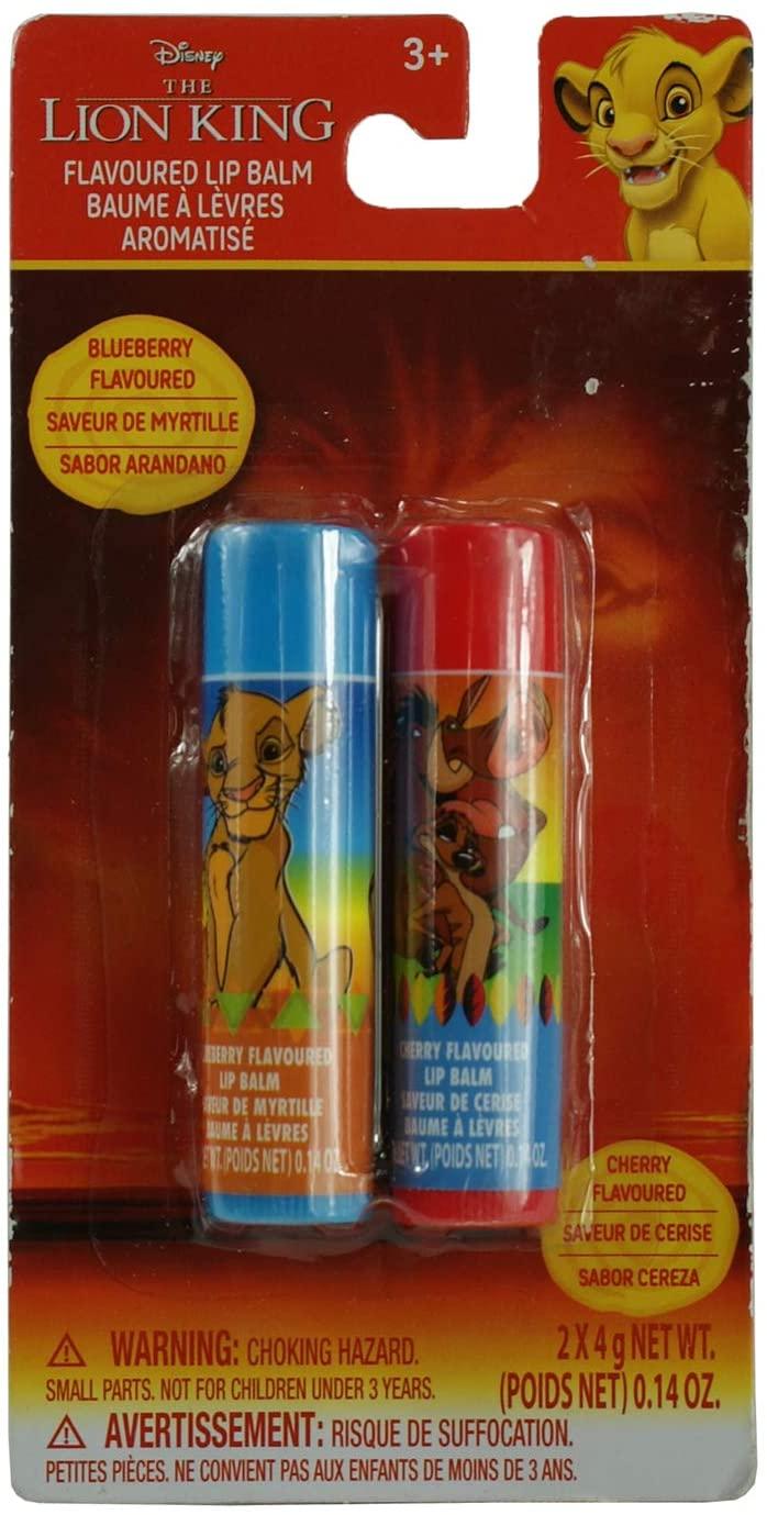 Lion King Flavored Lip Balm