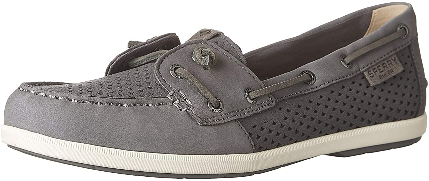Sperry Top-Sider Coil Ivy Scale Emboss Boat Shoe