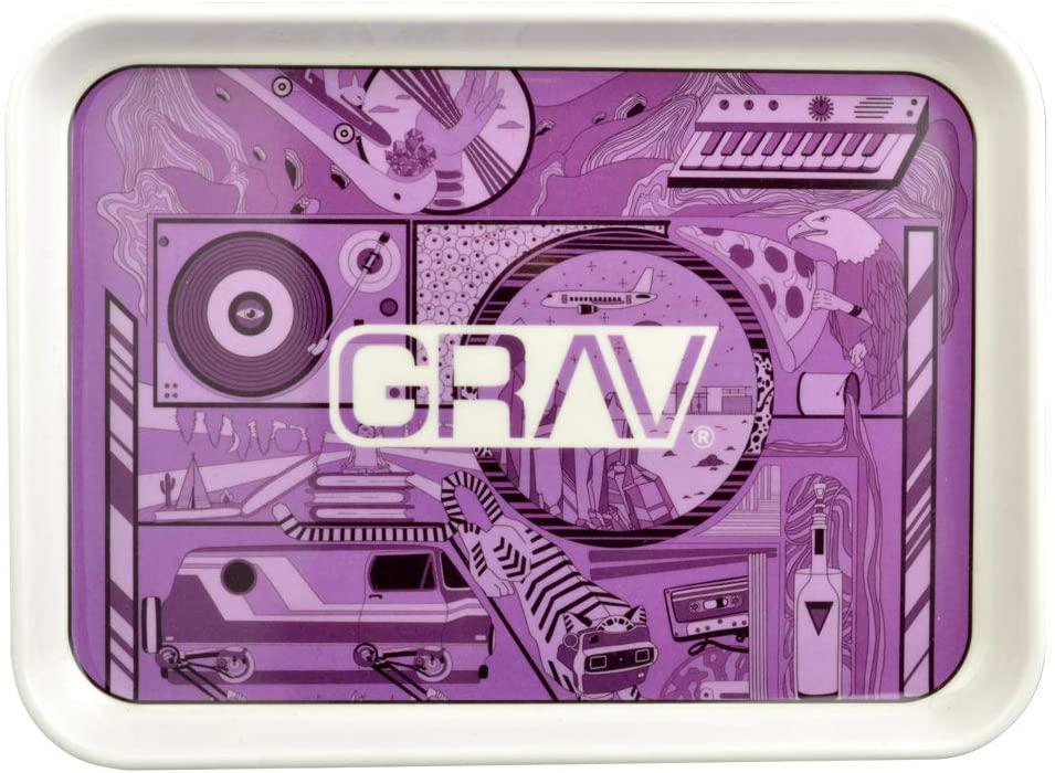 Grav Labs Rolling Tray - 7.5