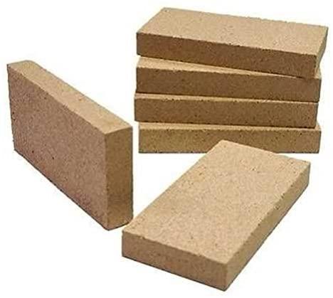 Stovax FB25245110c Stockton 7 MK 2 Side Vermiculite Fire Brick - Beige