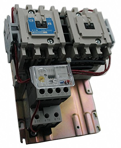 Eaton Electrical - AN59AN0C5E020 - NEMA Magnetic Motor Starter, 480VAC Coil Volts, Overload Relay Amp Setting: 4 to 20A