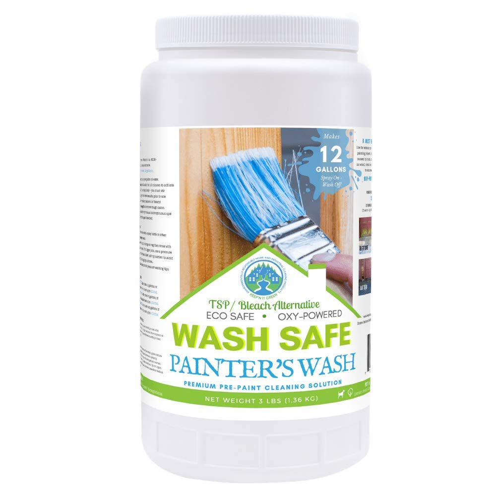 Wash Safe Industries WS-PW-3 Painters Wash, 3 lb
