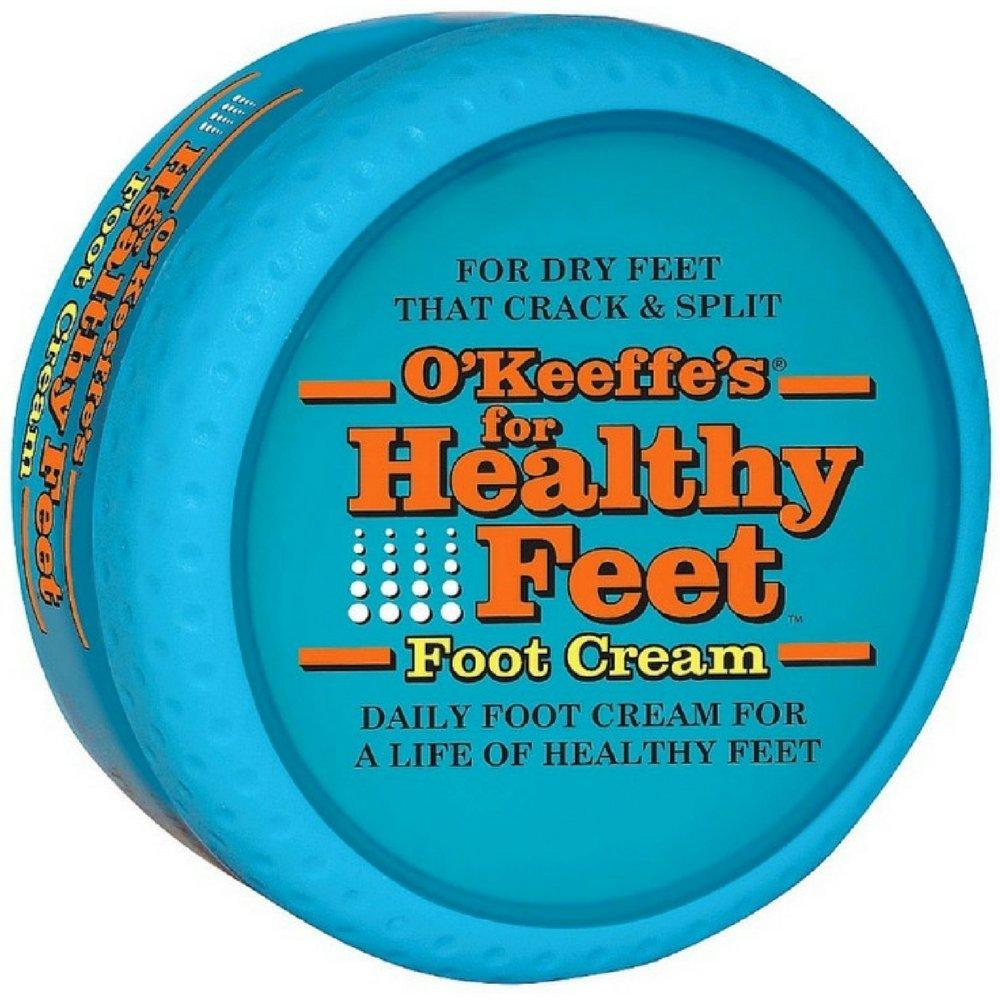 O Keeffe S Health Ft 2.7z Size 2.7z Okeeffe'S Healthy Feet Jar 2.7z
